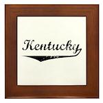 Kentucky Framed Tile