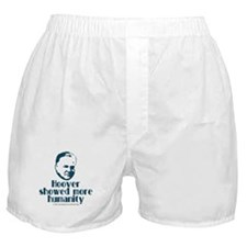 Hoover more humanity. Boxer Shorts