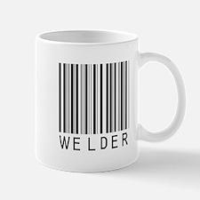 Welder Barcode Mug