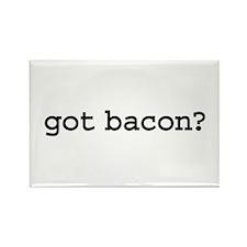 got bacon? Rectangle Magnet
