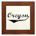 Oregon Framed Tile