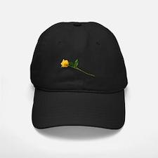 Yellow Rose Baseball Hat