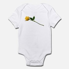 Yellow Rose Infant Bodysuit