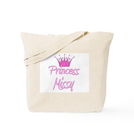 Princess Missy Tote Bag