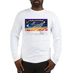 XmasSunrise/JRT #5 Long Sleeve T-Shirt