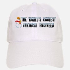 Cool Chemical Engineer Baseball Baseball Cap