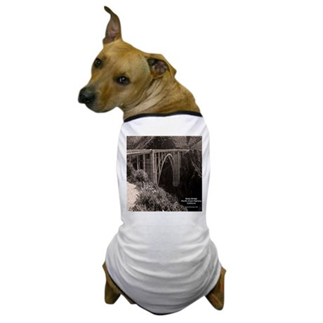 Bixby Bridge Dog T-Shirt