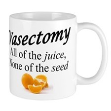 Vasectomy- expanded Small Mug