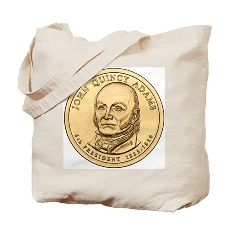 John Quincy Adams Tote Bag