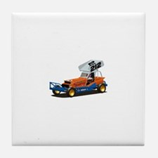 212 BriSCA Retro Tile Coaster