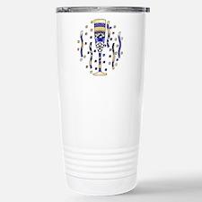 New Year's Toast Travel Mug