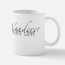 Wanderer Alien Love Mug
