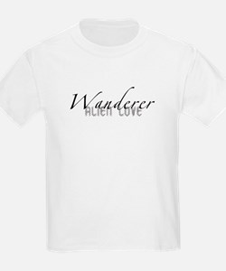 Wanderer Alien Love T-Shirt