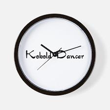 Kobold Dancer Wall Clock