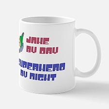 Jake - Super Hero by Night Mug