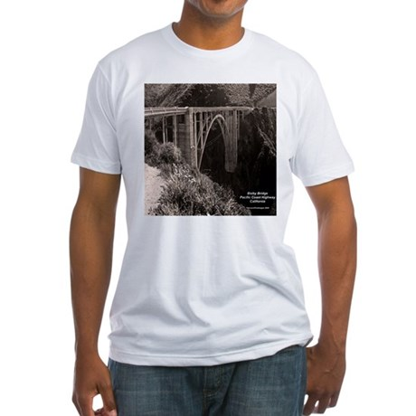 Bixby Bridge Fitted T-Shirt