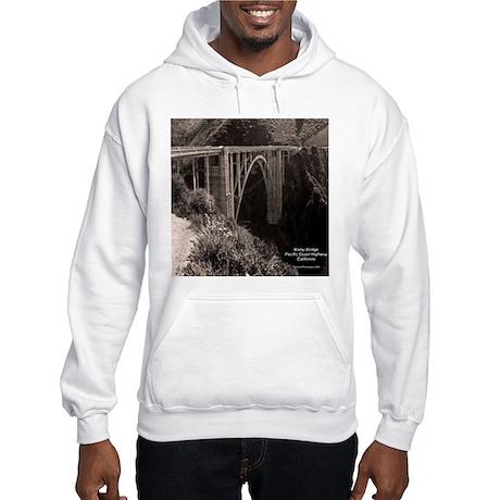 Bixby Bridge Hooded Sweatshirt
