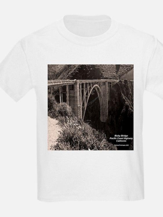 Bixby Bridge T-Shirt