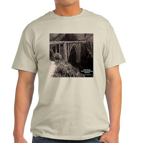 Bixby Bridge Light T-Shirt