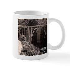 Bixby Bridge Mug