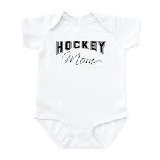 Hockey Mom (black) Infant Bodysuit