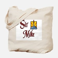 Sir Mike Tote Bag