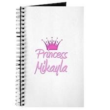 Princess Mikayla Journal
