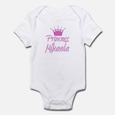 Princess Mikaela Infant Bodysuit