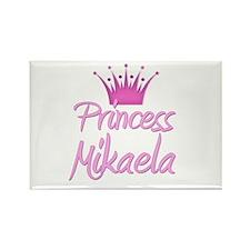 Princess Mikaela Rectangle Magnet