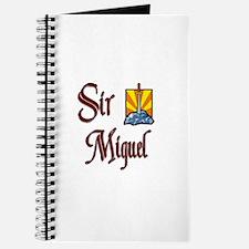 Sir Miguel Journal