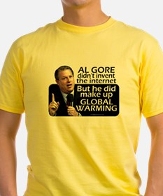 Gore Invented Global Warming T