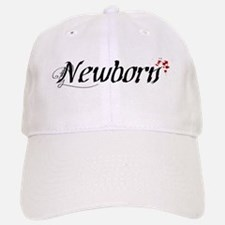 Newborn Baseball Baseball Cap