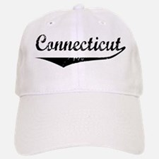 Connecticut Baseball Baseball Cap