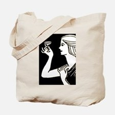Subliminal Advertising Tote Bag