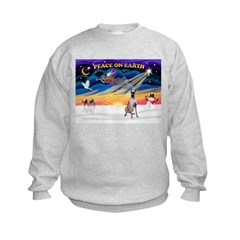 XmasSunrise/Great Dane Sweatshirt