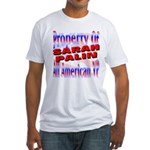 Sarah Fitted T-Shirt