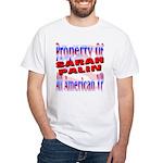 Sarah White T-Shirt