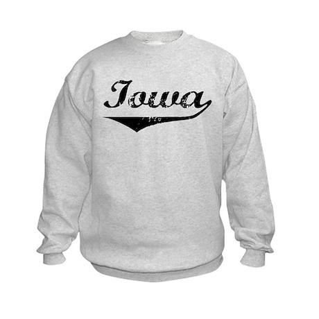 Iowa Kids Sweatshirt