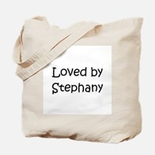 Stephany Tote Bag