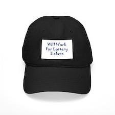Cute Lotto ticket Baseball Hat