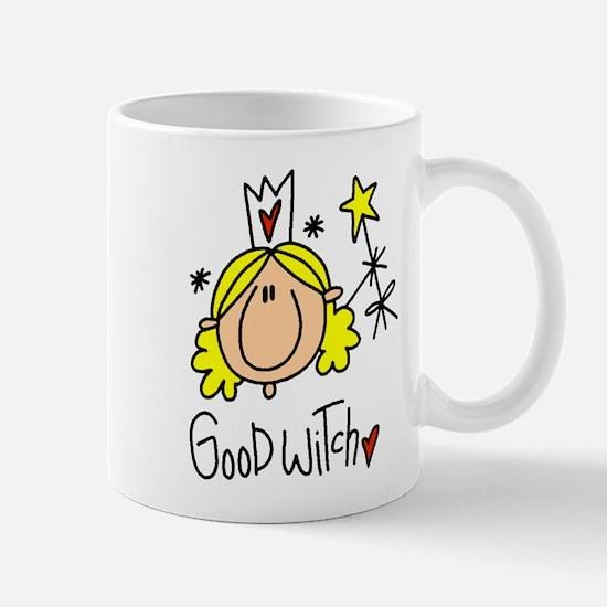 Good Witch Lefty Mug