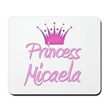 Princess Micaela Mousepad