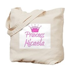 Princess Micaela Tote Bag