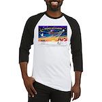 XmasSunrise/Spring Span W2 Baseball Jersey