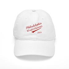 Philadelphia World Champs 2008 Baseball Cap