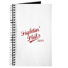 Fightin' Phils 2008 Journal