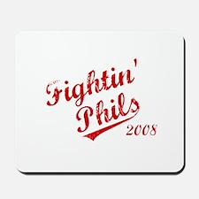 Fightin' Phils 2008 Mousepad