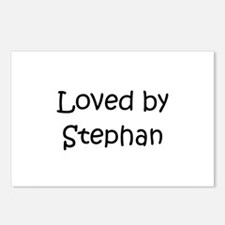 Unique Stephan Postcards (Package of 8)