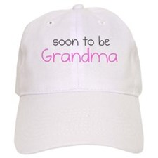 Soon to be Grandma Baseball Cap