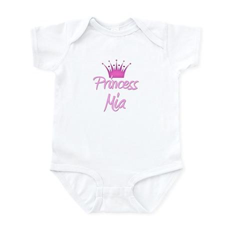 Princess Mia Infant Bodysuit